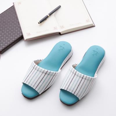 Veronique維諾妮卡 優雅家居-簡約時尚室內皮拖鞋