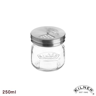 KILNER 調味料玻璃罐250ml(8H)