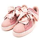 PUMA-女休閒鞋36521001-粉紅