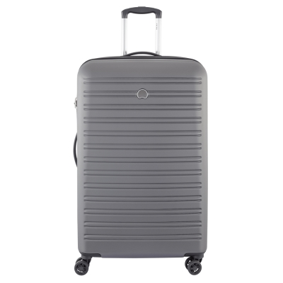 DELSEY SEGUR -28吋行李箱-銀灰色