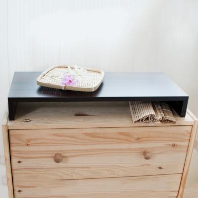 澄境 防潑水桌上螢幕置物架-胡桃-DIY