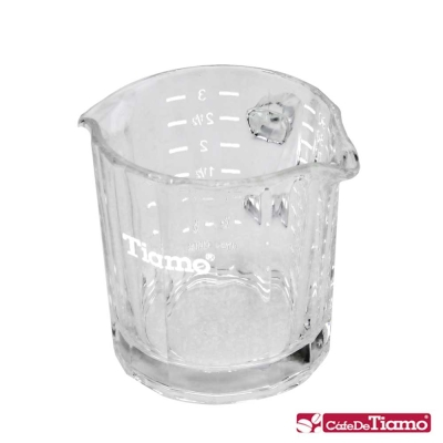 Tiamo 108雙嘴有柄量杯 90ml-二色(HG1762)