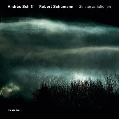 舒曼:幽靈變奏曲|鋼琴:席夫 (2CD)