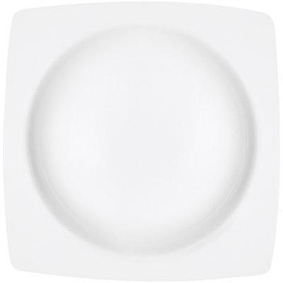 EXCELSA-白瓷圓底濃湯碗-方21-5cm