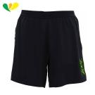 ZOOT 頂級冰涼感6吋2合1肌能跑褲(男)(黑翠綠) Z1404020-16