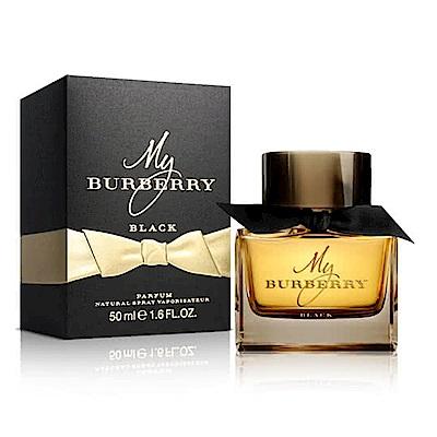 BURBERRY My Burberry BLACK 女性淡香精90ml
