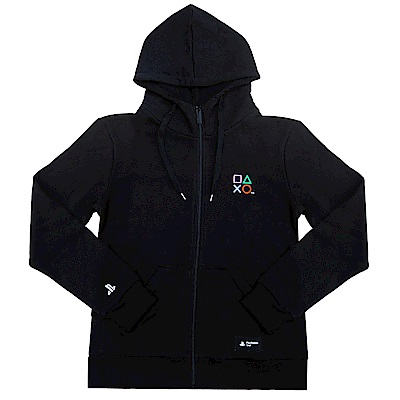 PlayStation 連帽外套2代極致黑