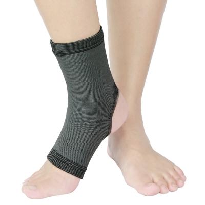 源之氣 竹炭開洞型運動護踝 2入 RM-10220