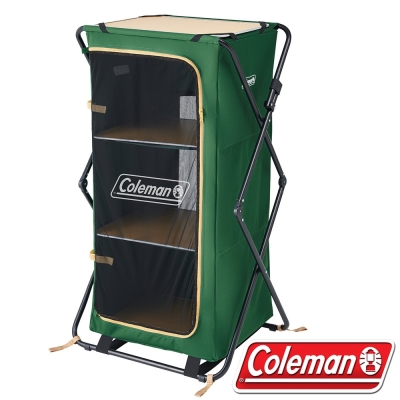 Coleman 31297 原野廚房櫃 料理桌收納櫃/行動廚房置物櫃/廚具櫃 公司貨