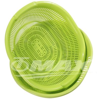 omax日製清洗超大瀝水籃-2組-8H