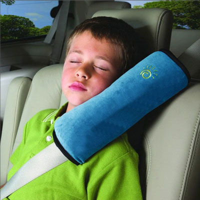 DF Queenin - 貼心寶貝兒童安全護肩枕(顏色隨機出貨)
