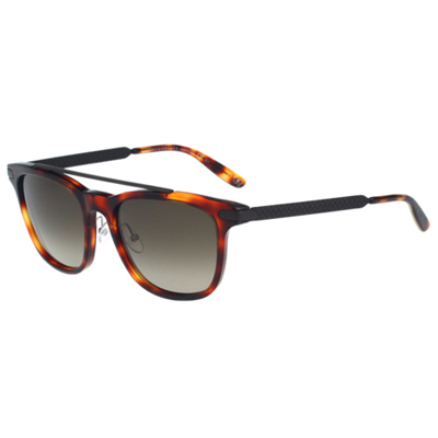 BOTTEGA VENETA太陽眼鏡 (淺琥珀色)BV287FS
