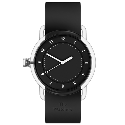 TID Watches No.3 TID-N3-TR90-BK/38mm
