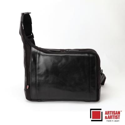 ARTISAN-ARTIST-皮革斜肩相機包-背帶可快調-RR405C