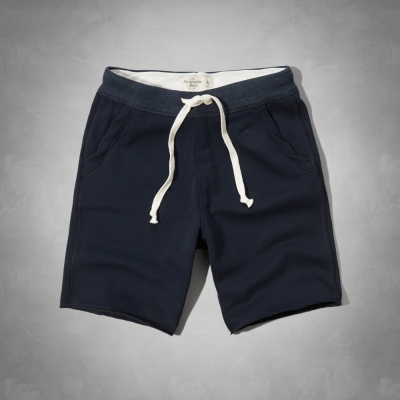 AF a&f Abercrombie & Fitch 短褲 深藍 199