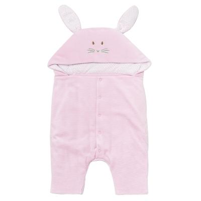 奇哥 比得兔舖棉抱袋禮盒-粉色