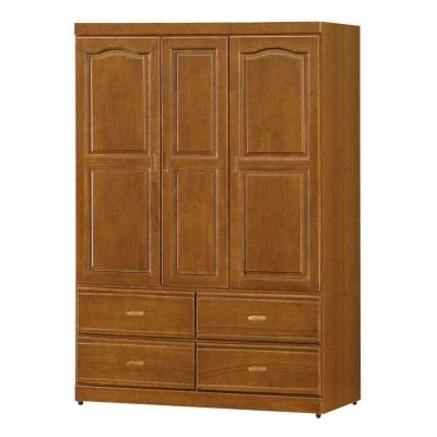 Boden-紐松4尺衣櫃-兩色可選