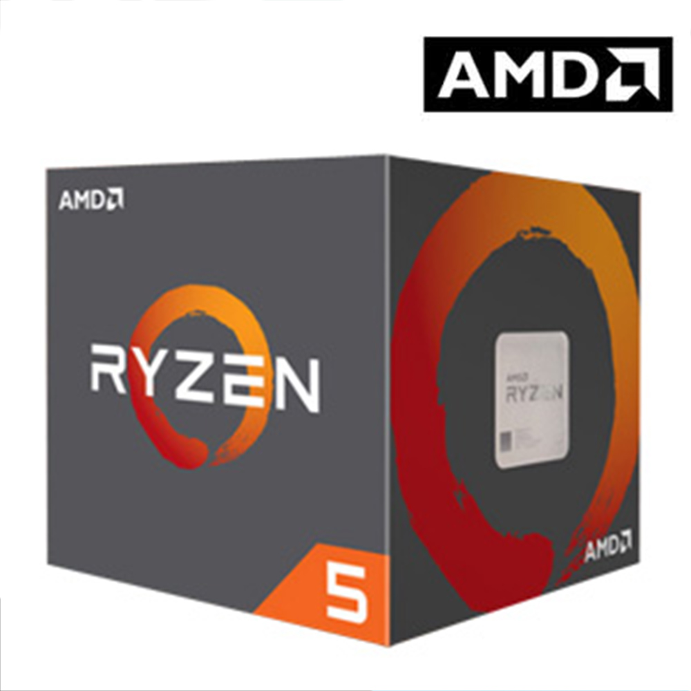 AMD Ryzen 5-1400 3.2GHz四核心處理器