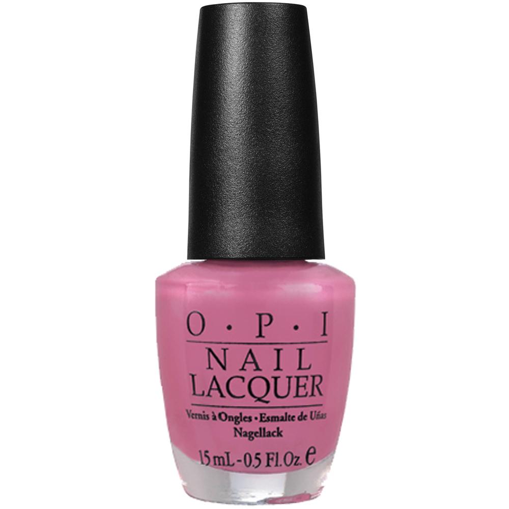 OPI 希臘系列‧愛神阿芙羅迪的粉紅睡袍指甲油(NLG01)
