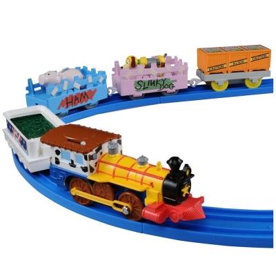 Disney-x-PLARAIL-迪士尼夢幻火車伍