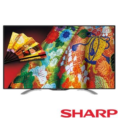 SHARP-LC-40U30T-40吋4K液晶電視