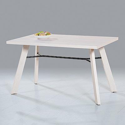AS-邦迪斯餐桌(白色)-120x75x75cm