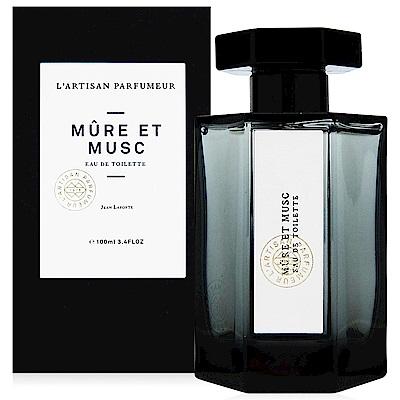 L'Artisan Parfumeur阿蒂仙之香 黑莓謬思淡香水100ml