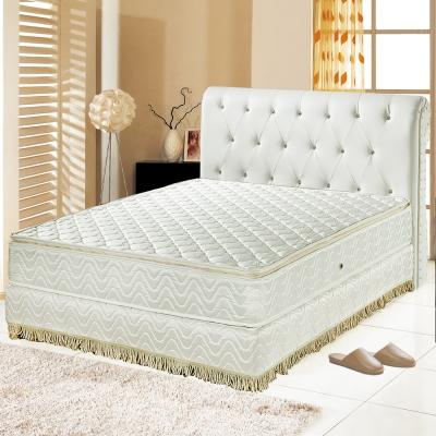 Ally愛麗 正三線矽膠-3M防潑水蜂巢獨立筒床墊-單人3.5尺