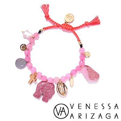 Venessa Arizaga PINK ELEPHANT 粉紅色手鍊