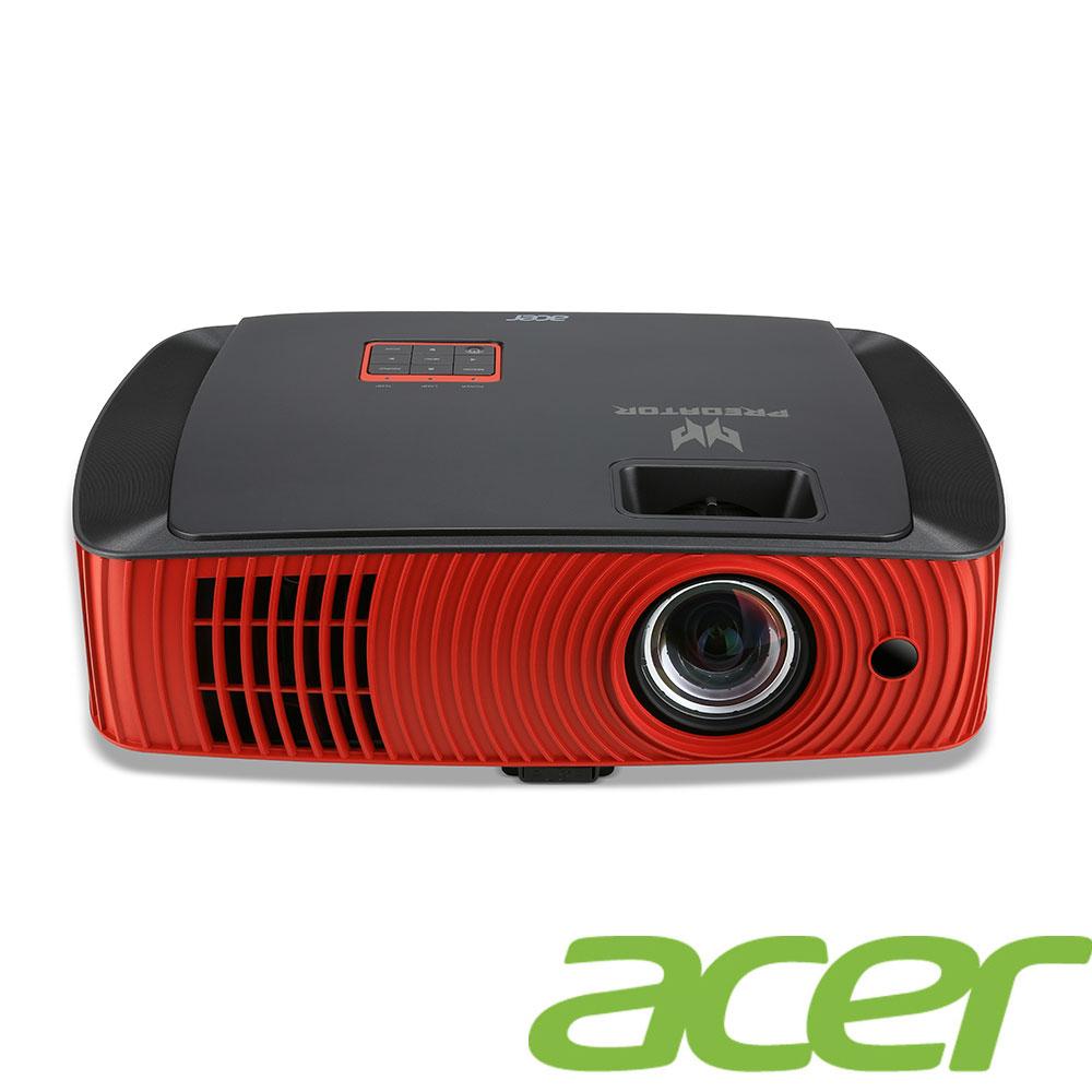 [電競專用] acer Full HD 短焦遊戲投影機 Z650 (2200流明)
