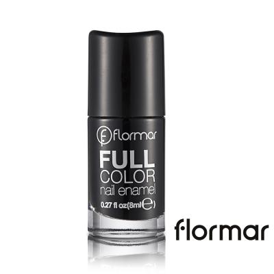法國 Flormar - 沐浴巴黎系列玩色指甲油(FC32黑暗騎士)