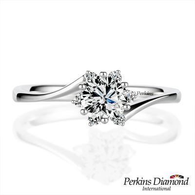 PERKINS 伯金仕 - Charlotte系列 0.30克拉鑽石戒指