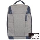 FX CREATIONS-WEA系列-小後背包-淺灰-WEA69752A-21