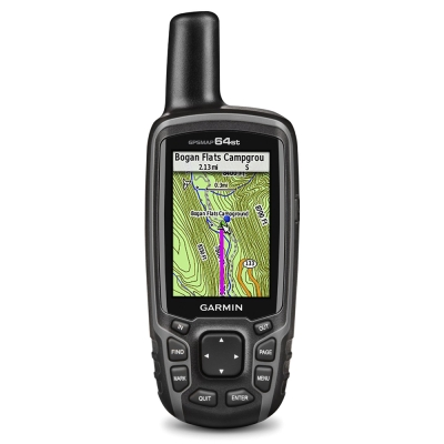 GARMIN GPSMAP 64st 全能進階雙星定位導航儀(登記送16G記憶卡 點選下方連結)
