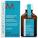 MOROCCANOIL摩洛哥 摩洛哥輕優油25ml(機場限定英文版)