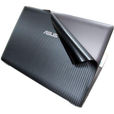 Ezstick Carbon立體紋機身保護膜-ASUS A45 A45VD A45VM專用