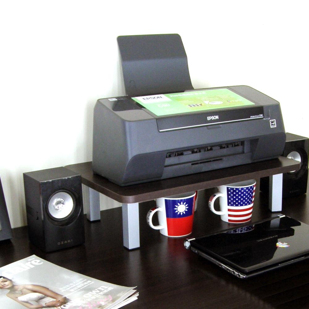頂堅 寬48公分-桌上型置物架/螢幕架(二色)