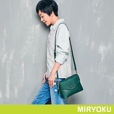 MIRYOKU-斜背包