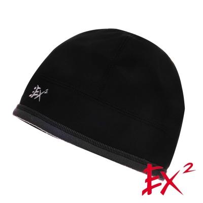 德國EX2 防風圓帽(黑色)