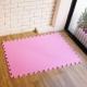 【新生活家】EVA素面巧拼地墊32x32x1cm-粉紅色 8入 product thumbnail 1
