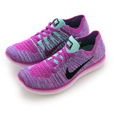 Nike-耐吉-FREE-RN-慢跑鞋-女