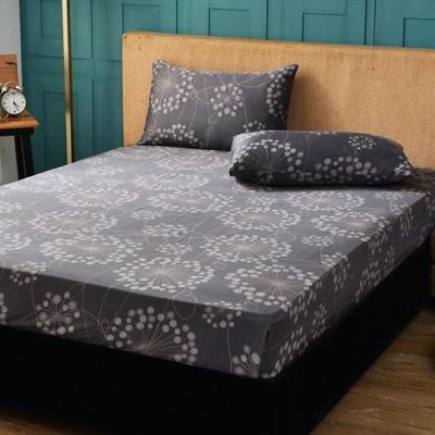 Saint Rose 帕洛瑪 雙人100%純天絲枕套床包三件組