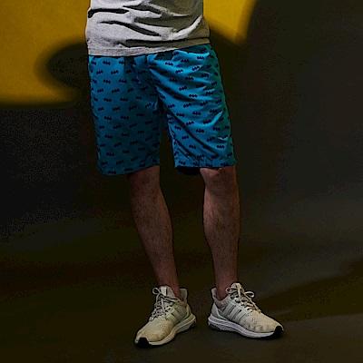 CACO-滿版蝙蝠短褲(兩色)-男【ODC022】