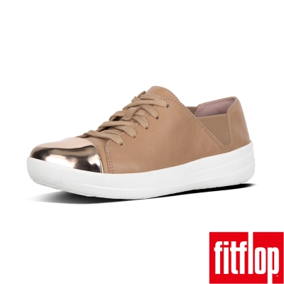 FitFlop F-SPORTY MIRROR-TOE LACE-UP
