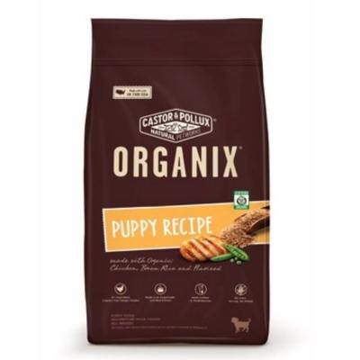ORGANIX歐奇斯-幼犬有機飼料14.5磅