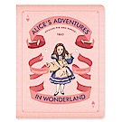 7321 Design 魔幻系列-愛麗絲橫線筆記本L-寶貝豬