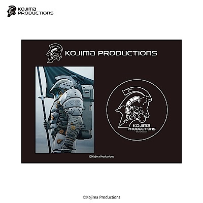 KOJIMA PRODUCTIONS 徽章組
