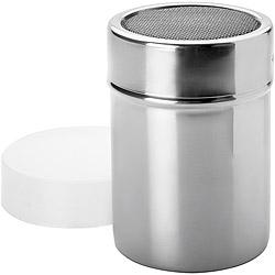 IBILI 附蓋不鏽鋼糖粉罐