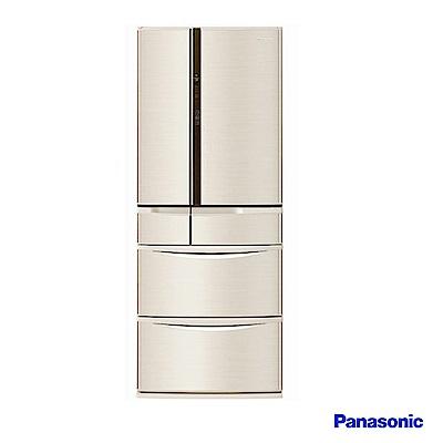Panasonic 國際牌 505L日製六門 變頻電冰箱 NR-F510VT-N1