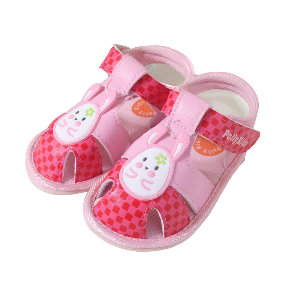 魔法Baby 可愛小兔子女童涼鞋 sh3751